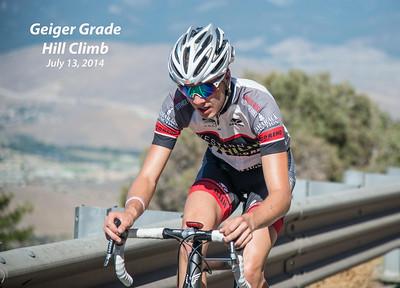 Geiger Grade Hill Climb 2014
