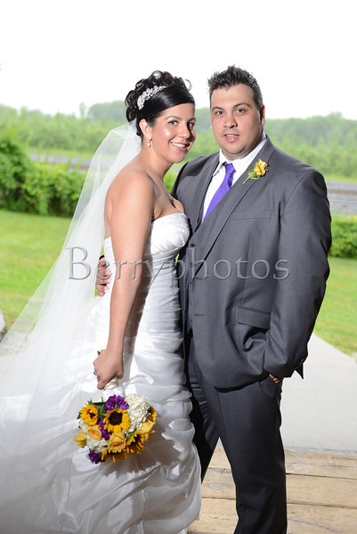 Nicole and Jonathan Hutcheon - June 7th