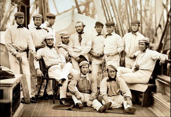 Parr's XI 1859