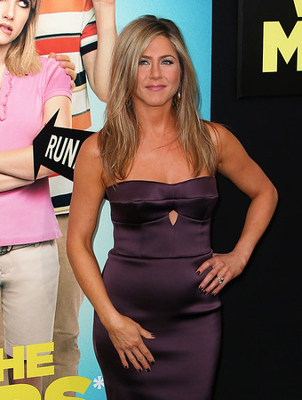2013-08-01 - NY Premiere of 'We are the Millers'