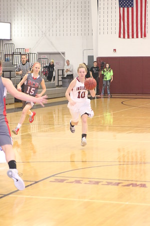 Osky vs. DCG Girls 1-6-15