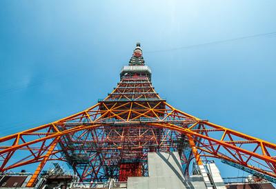 Tokyo Tower and Around