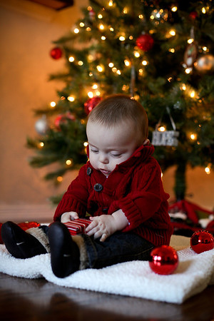 Liam's First Christmas