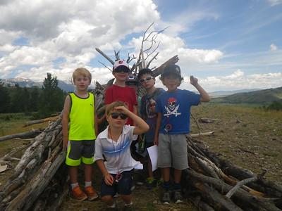 7.13.15 Trail Trekkers