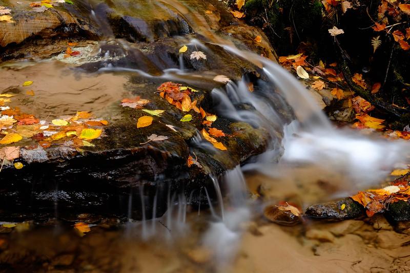 Wagner Falls stream
