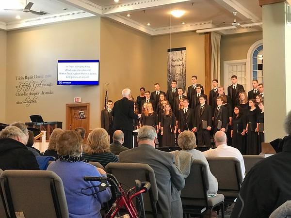 Maranatha Choir