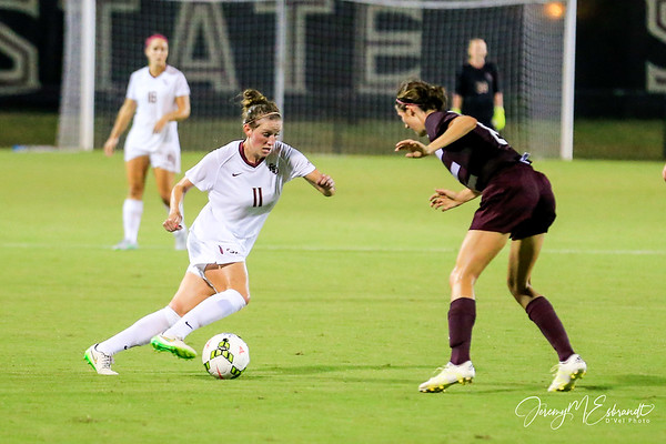 FSU Women's Soccer vs Texas A&M - 09-04-2015