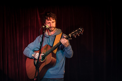 The Undercover Hippy @ Green Note: Apr-19