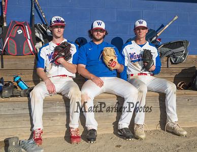 2019-5-22 WHS Baseball vs Bedford