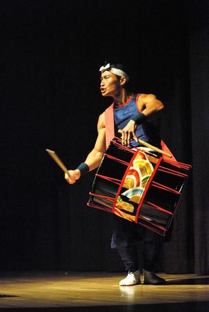 Ronin Taiko Japanese Drummers