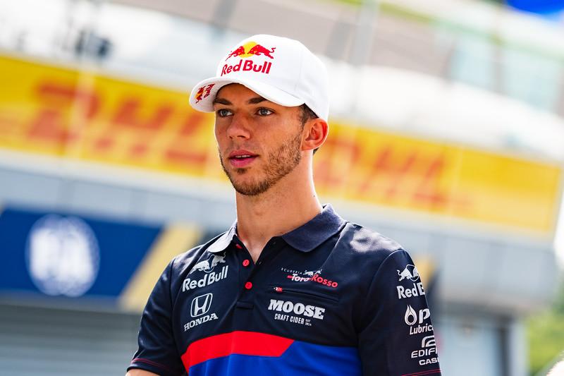 #10 Pierre Gasly, Scuderia Toro Rosso, Italy, 2019