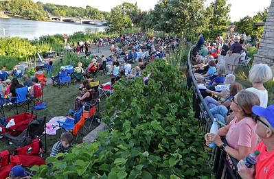 Geneva Concert in the Park