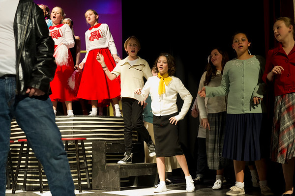 Grease 2012 Opening Night