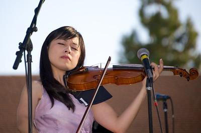 Sharp Grossmont Concert Under the Stars 2013