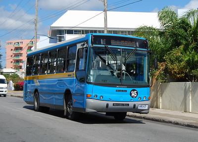 Barbados April 2009
