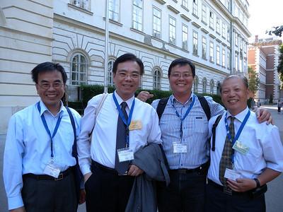 20100703 維也納ISPRS研討會