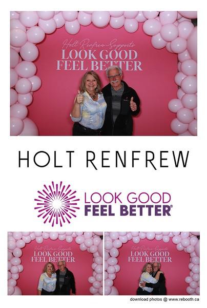 Holt Renfrew Calgary - LGFB event
