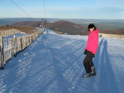 Scotland Ski - December 2009
