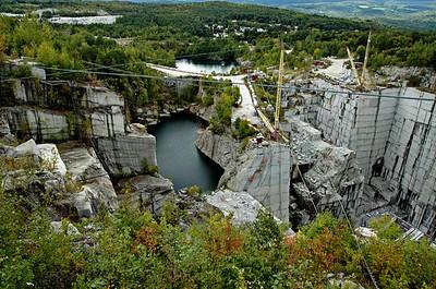 09.15.08~Rock of Ages Granite Quarry