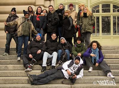 "2014 BronxBerlinConnection ""Exchange"""