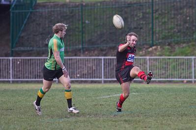 Cheltenham Rugby V Bracknell 15th Dec 2012