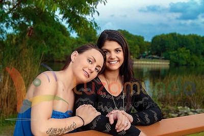 Katie & Cristina