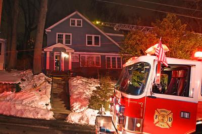 Leonia House Fire 2-1-15