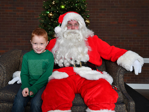 Santa Photos Faculty-Staff Christmas Party -December 15, 2016