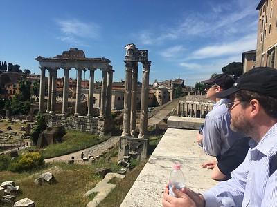 SR Offsite Rome 2014
