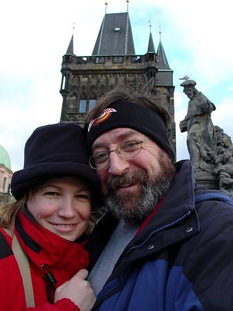 Prague.February 2005