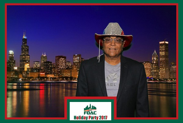 FOAC Holiday Party (11/16/17)