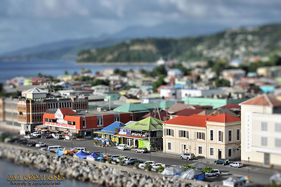 Tilt Shift minitures