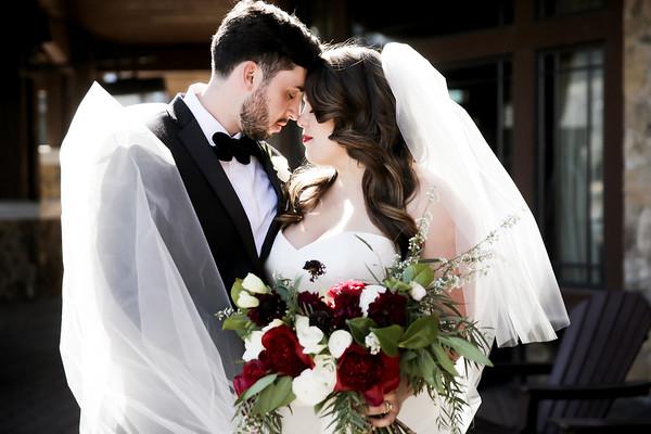 April 15, 2017 - Madeline Azevedo and Eric Hasserjian