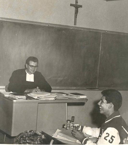1963, Brother Bede Van Duren