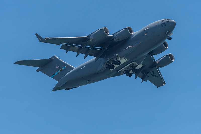 C-17 Globemaster from Dover AFB