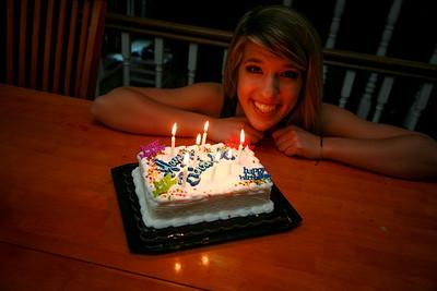 Carolyn 17 Birthday