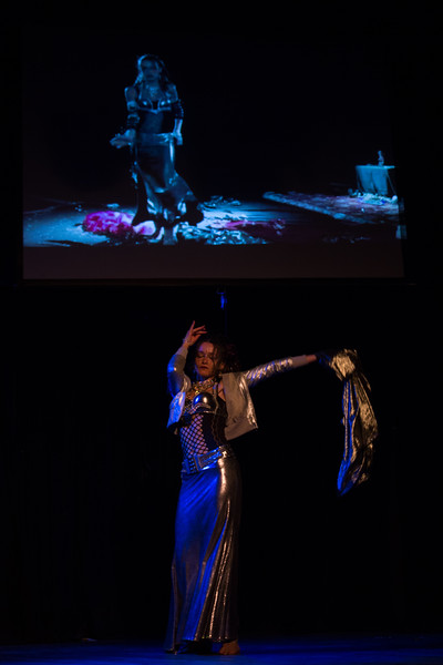 2014 NY Theatrical Bellydance Conference- Thursday @ DROM
