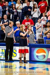 Basketball GSHS vs SHS  3-1-2014