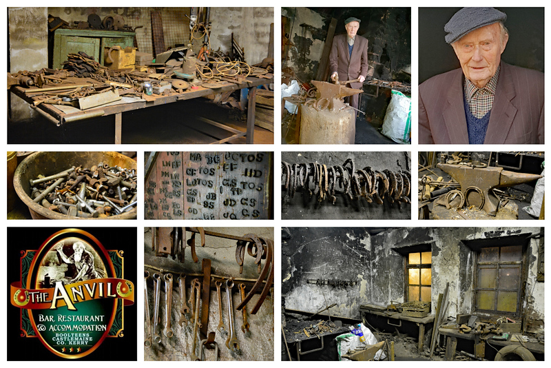 Blacksmith in Ireland