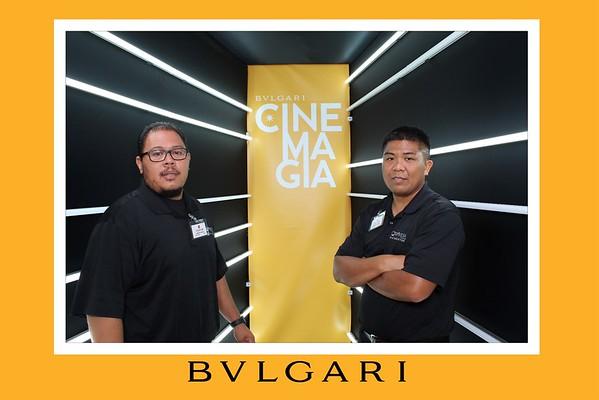 Bvlgari Cinemagia (Vogue Booth)