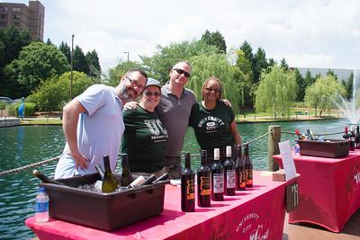 University City Wine Festival 2017