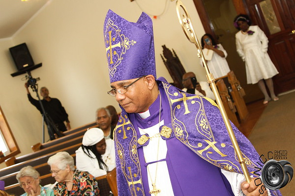 JUNE 8TH, 2019: THE CONSECRATION OF BISHOP KEITH KENNEY