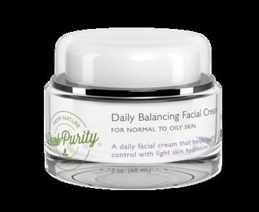 Daily Balancing Facial Cream