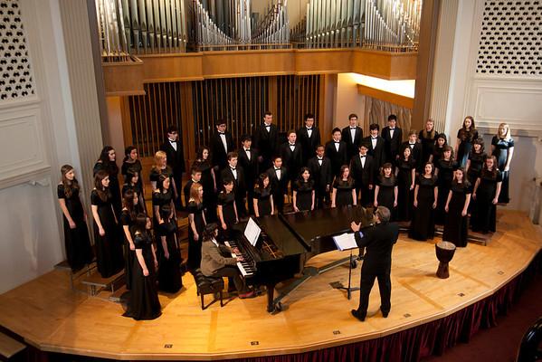 District Choir Festivals 2012