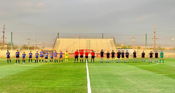 2021 FC Tucson Women vs El Paso