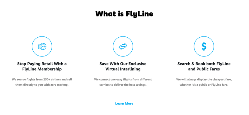 flyline flight subscription service