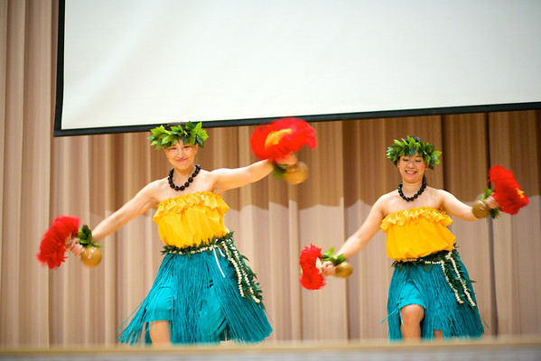 Hawaii Hula Dance