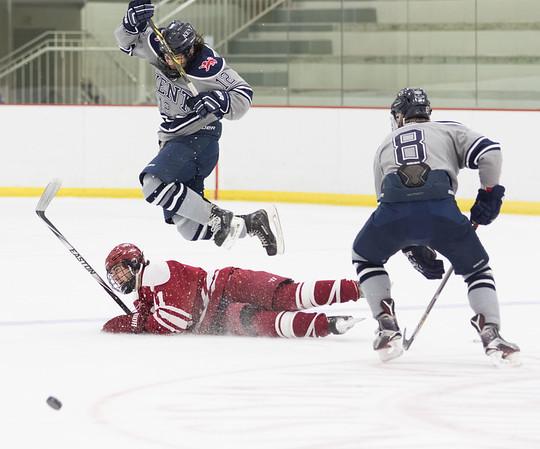 1/27/16: Boys' Varsity Hockey v Kent