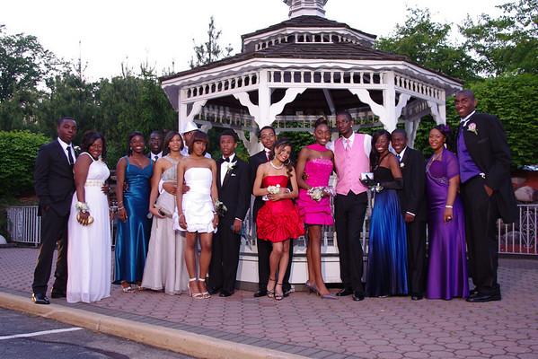 Prom 2010 at SBP