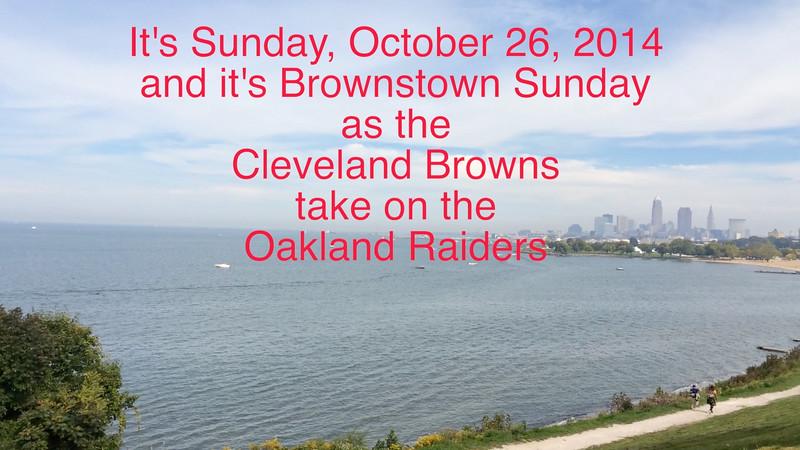 VIDEO:  BrownsvsRaiders